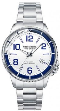 Picture of RELOJ ACERO BRAZALETE SRA VICEROY R.MADRID