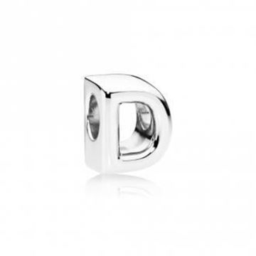 Picture of CHARM PLATA LETRA D