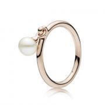 Picture of ANILLO PANDORA ROSE PERLA