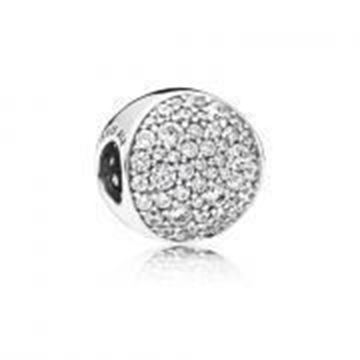 Picture of CHARM PLATA CIRCONITA ABSTRACT