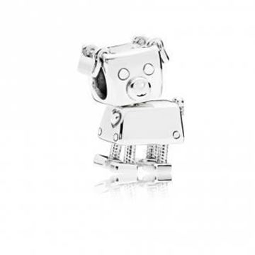 Picture of CHARM PLATA ESM PERRO ROBOT
