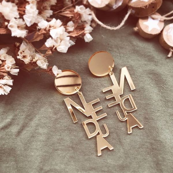 Picture of Pendientes  Logo NEDUA