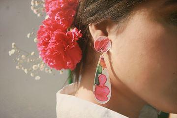 Foto de Pendientes Colección Flamenca 01