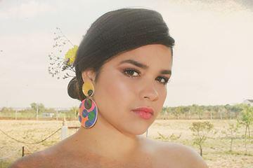 Foto de Pendientes Colección Flamenca 04