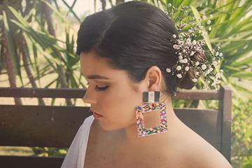 Foto de Pendientes Colección Flamenca 05