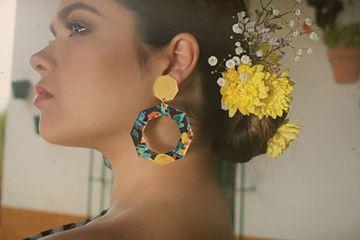 Foto de Pendientes Colección Flamenca 06