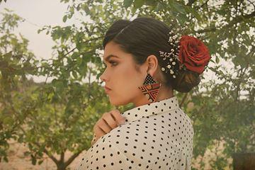 Foto de Pendientes Colección Flamenca 08