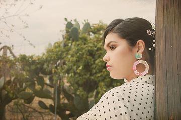 Foto de Pendientes Colección Flamenca 09
