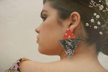 Foto de Pendientes Colección Flamenca 010