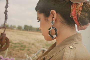 Foto de Pendientes Colección Flamenca 011