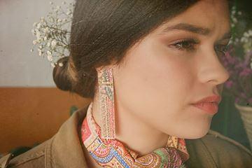 Foto de Pendientes Colección Flamenca 012