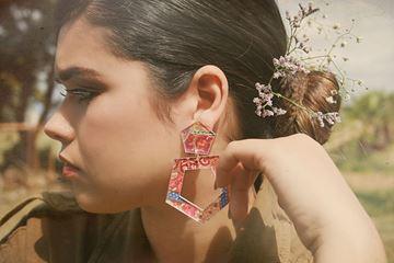 Foto de Pendientes Colección Flamenca 015