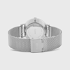 Picture of CLUSE Minuit Mesh Silver White/Silver 33mm.