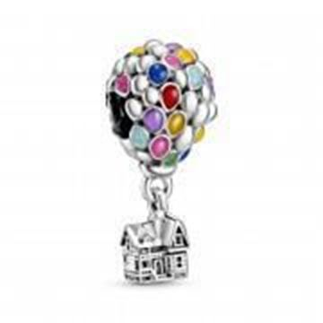 Picture of CHARM DE LA CASA DE LOS GLOBOS DE UP DISNEY PANDORA